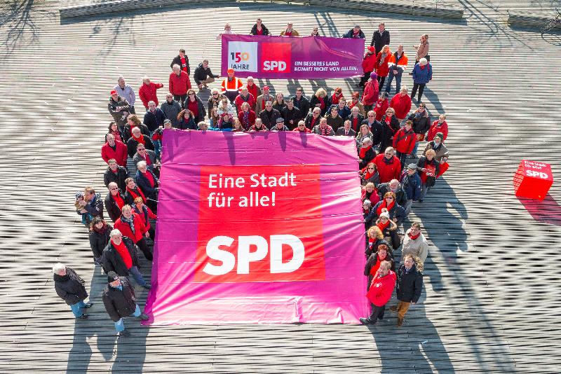 150 Jahre SPD Bremerhaven